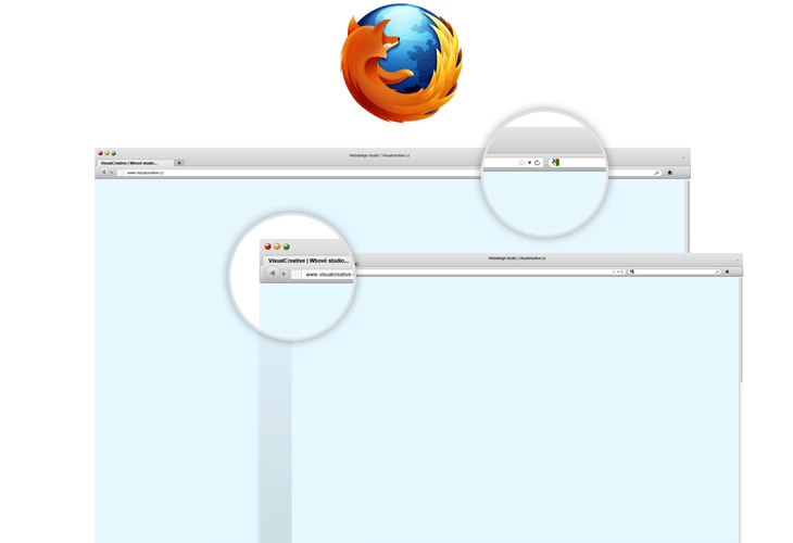 Free psd firefox browser