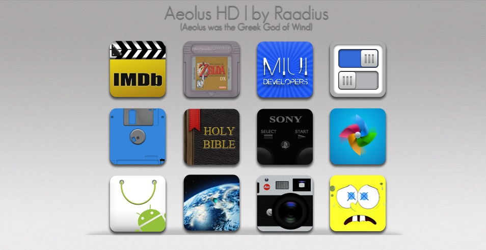 Aeolus HD – Extension Pack