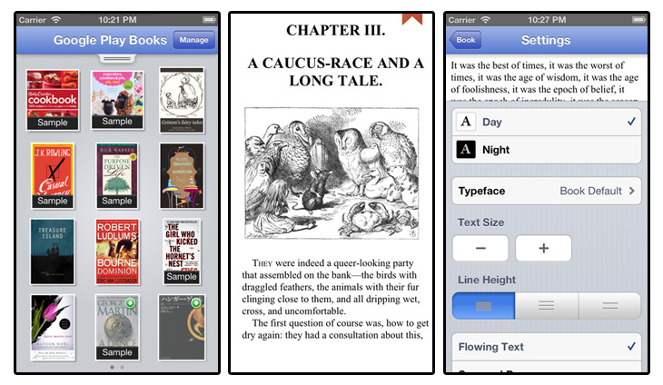 Best 50 Free Book Apps For IPad, IPhone And IPod