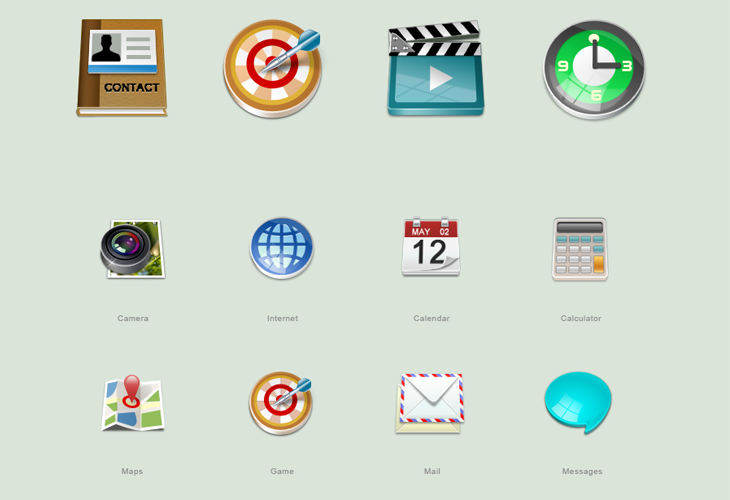 iSweet Android Icons