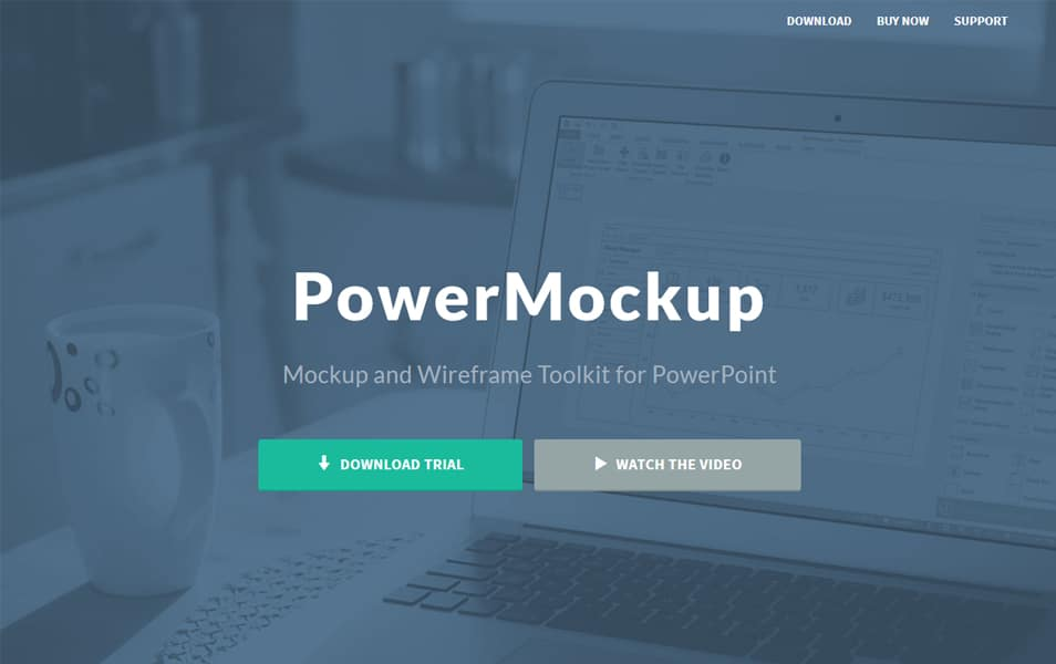 PowerMockup