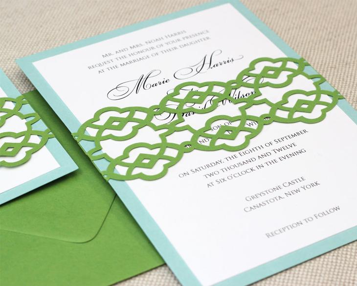 Summer Wedding Invitations: 25 Examples Of Stylish And Creative Designed Wedding