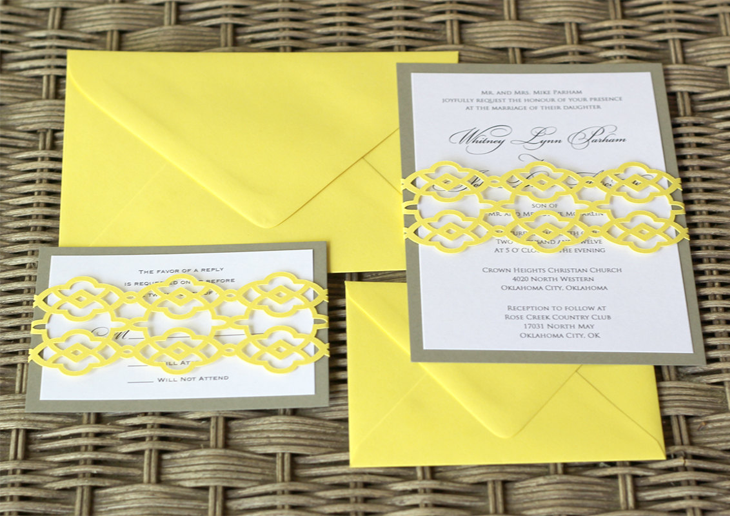 Summer Wedding Invitations: 25 Examples Of Stylish And Creative Designed Wedding