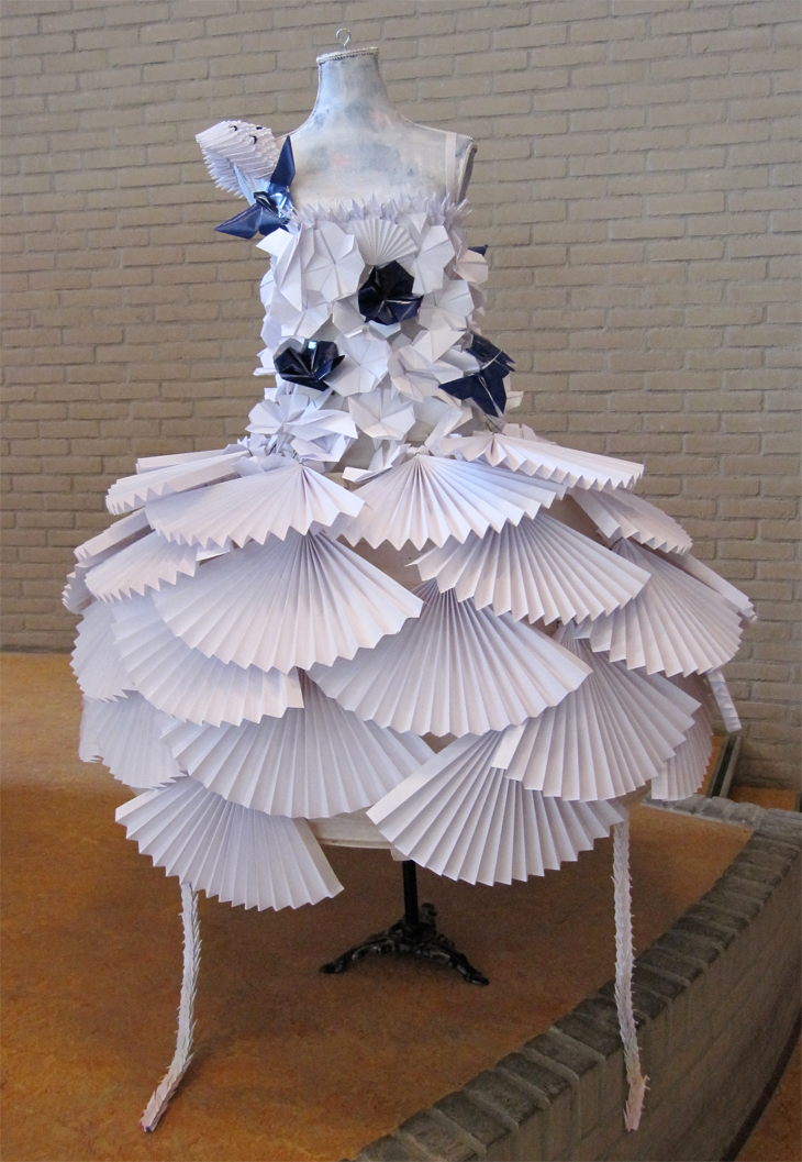 40 Beautiful Examples of Origami Artworks - photo#31