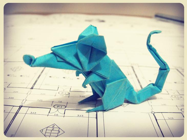 Поделки из бумаги сложные оригами