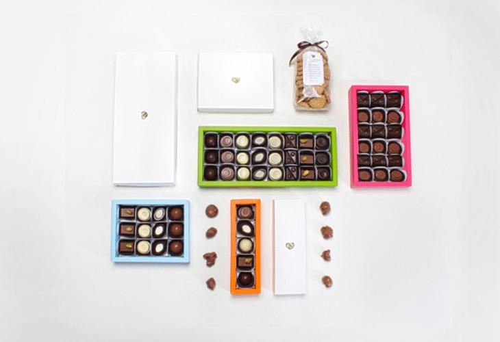 ChocoHoney Packaging
