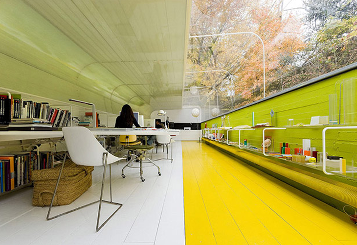 best examples of creative  u0026 inspiring office designs