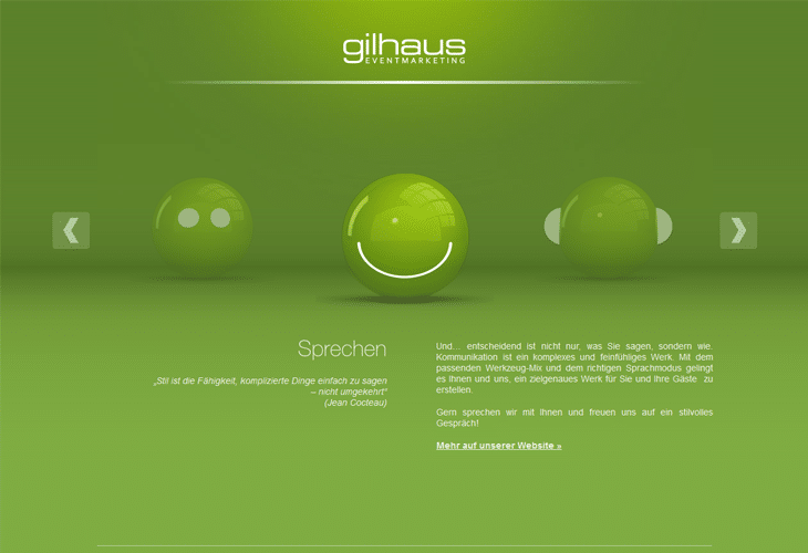 Gilhaus Eventmarketing