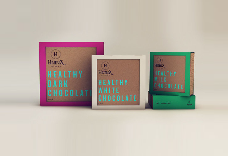 Hnina - Healthy Chocolates
