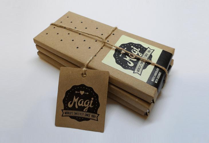 MAGI - Custom Homemade Chocolate