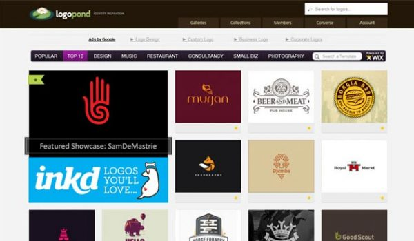 25 Useful Logo Design Inspiration Galleries