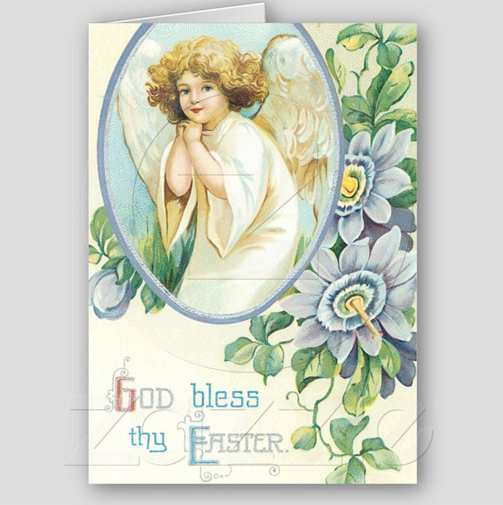 Vintage Easter Greeting Cards - Religious