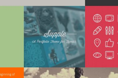 Best Premium Tumblr Portfolio Themes