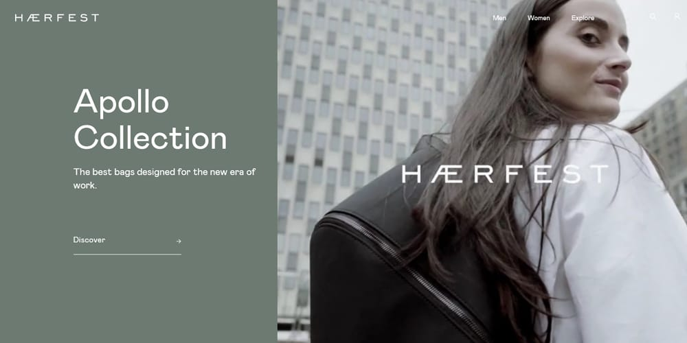 75 Beautiful Fashion Website Designs For Your Inspiration Css Author