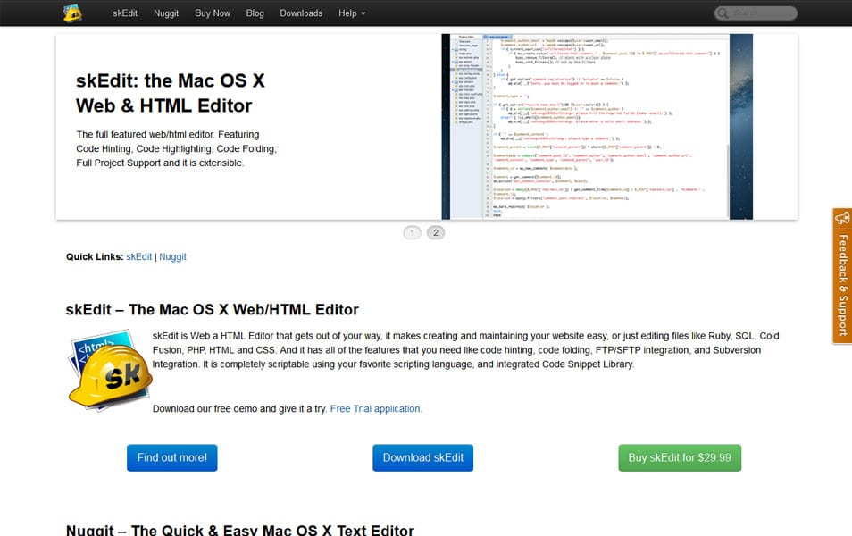 Best Free Code Editors For Developers » CSS Author