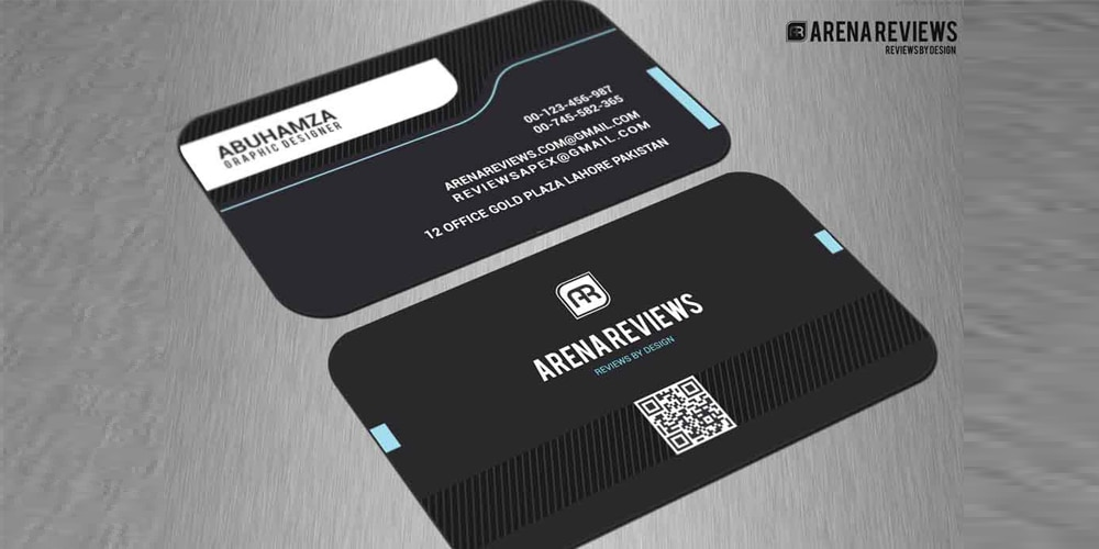 100 free business cards psd the best of free business cards black minimal business card template psd flashek Gallery