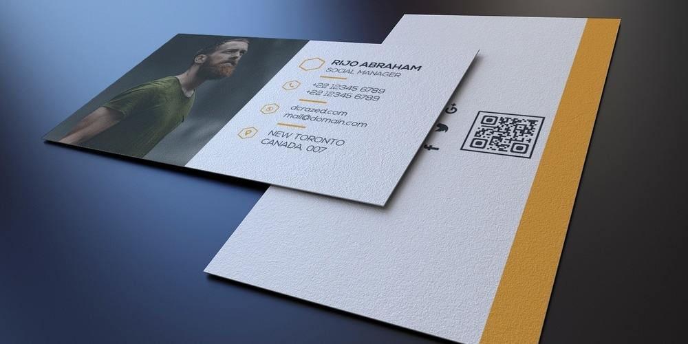 Clean-Business-Card-PSD