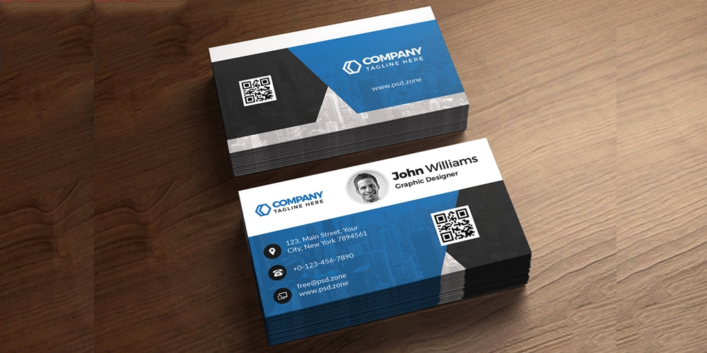 Corporate-Business-Card-PSD