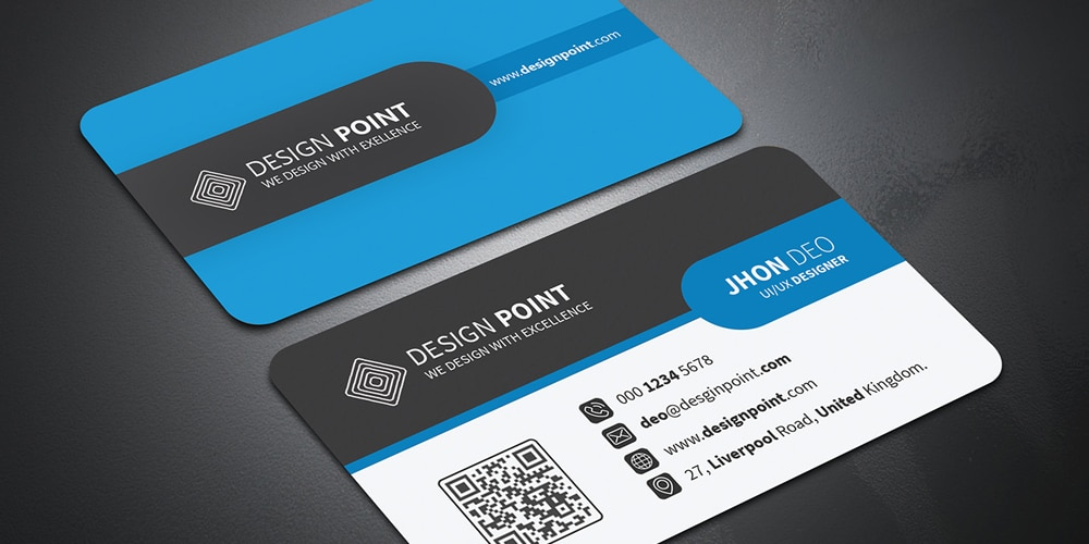 100 free business cards psd the best of free business cards creative business card psd reheart Images