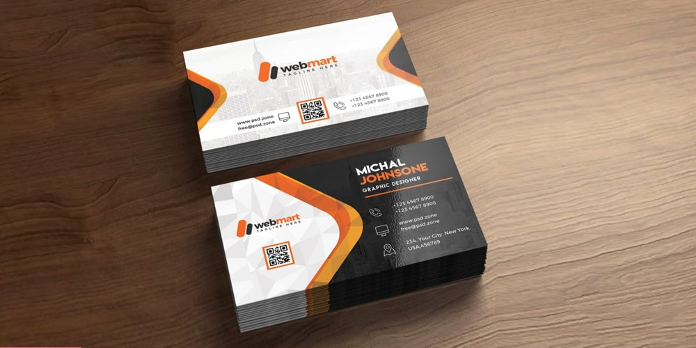 Creative Business Card Templates PSD