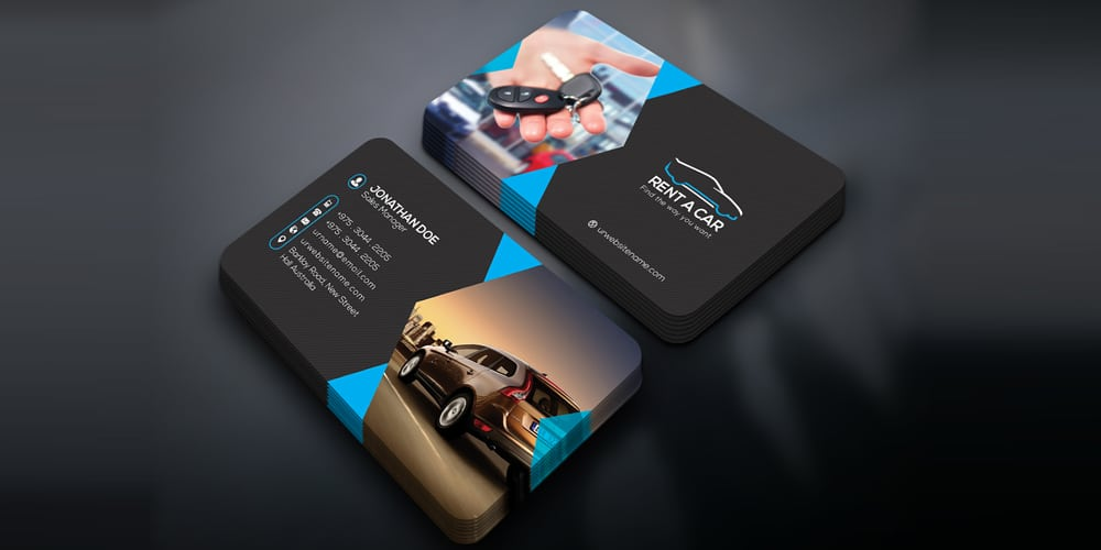 Free Business Cards PSD The Best Of Free Business Cards - Business cards psd template