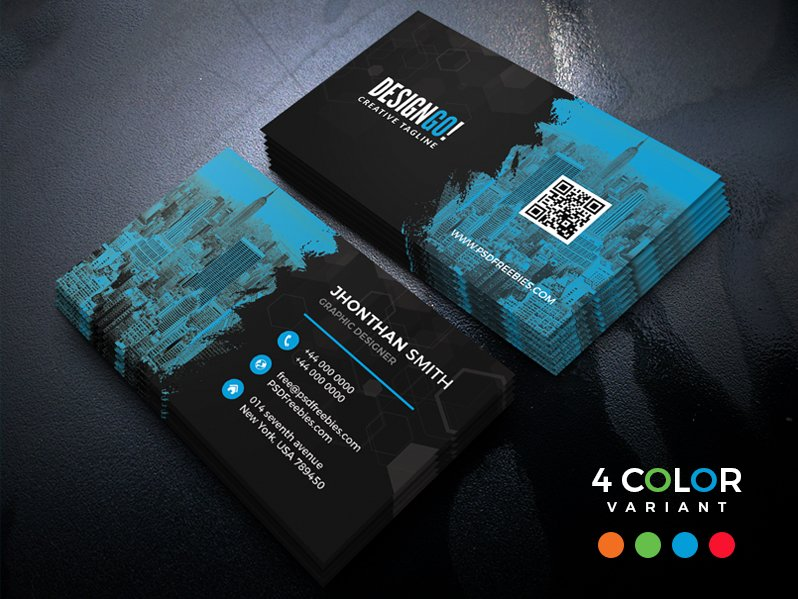 Free Business Cards PSD The Best Of Free Business Cards - Business cards psd templates