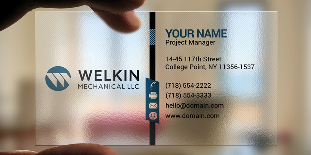 Free Unique Business Card