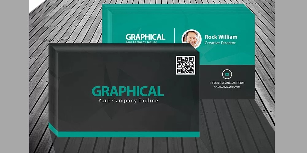100 free business cards psd the best of free business cards green business card template psd colourmoves Image collections