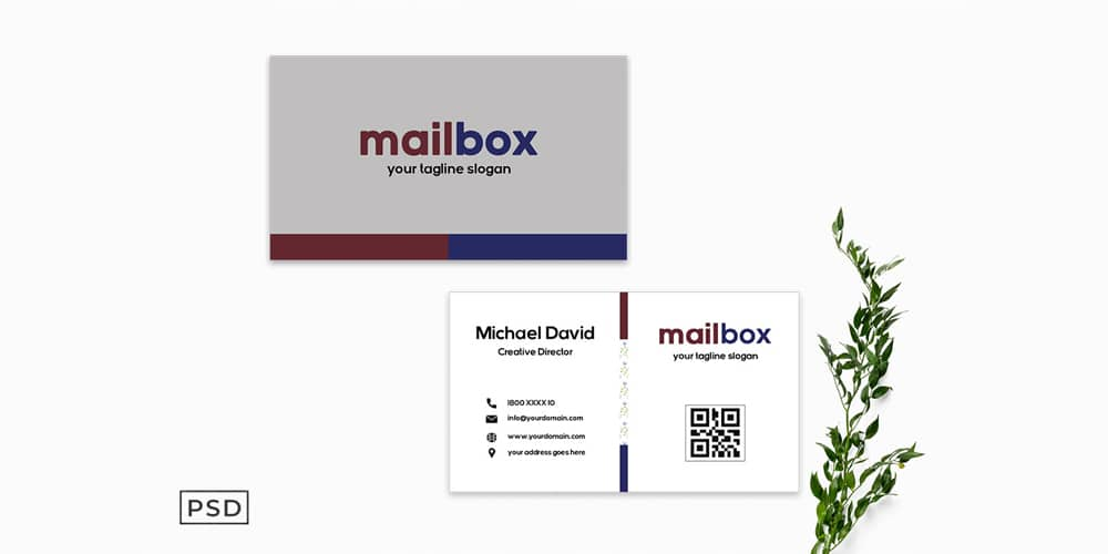 Innovative Business Card Template
