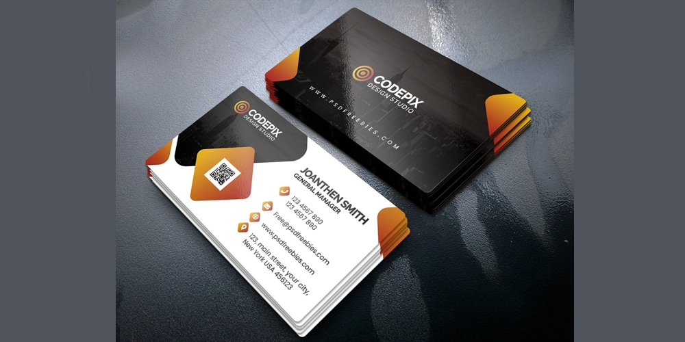 Modern Corporate Business Card Templates