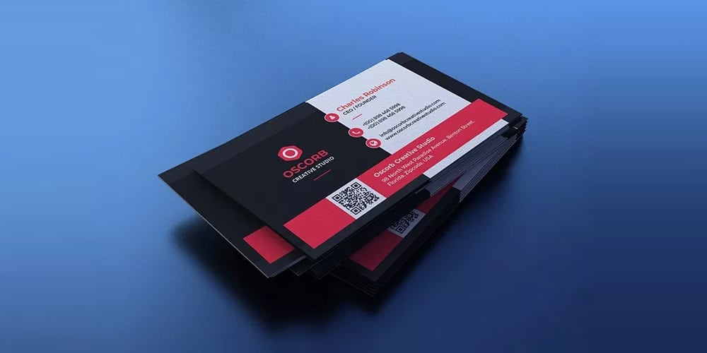 Multipurpose Business Card PSD