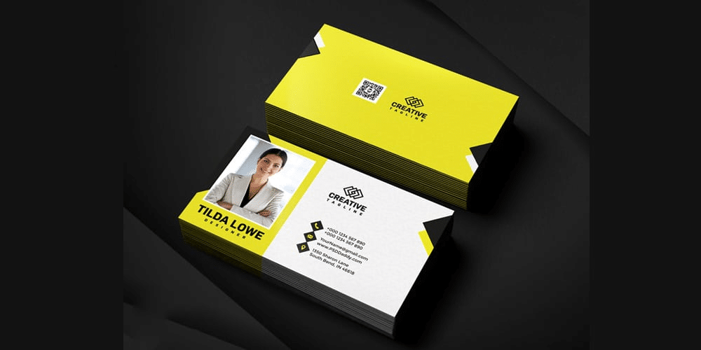 Photoshop Business Cards Templates PSD