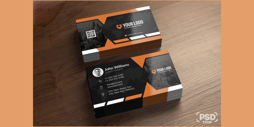Premium Business Cards PSD