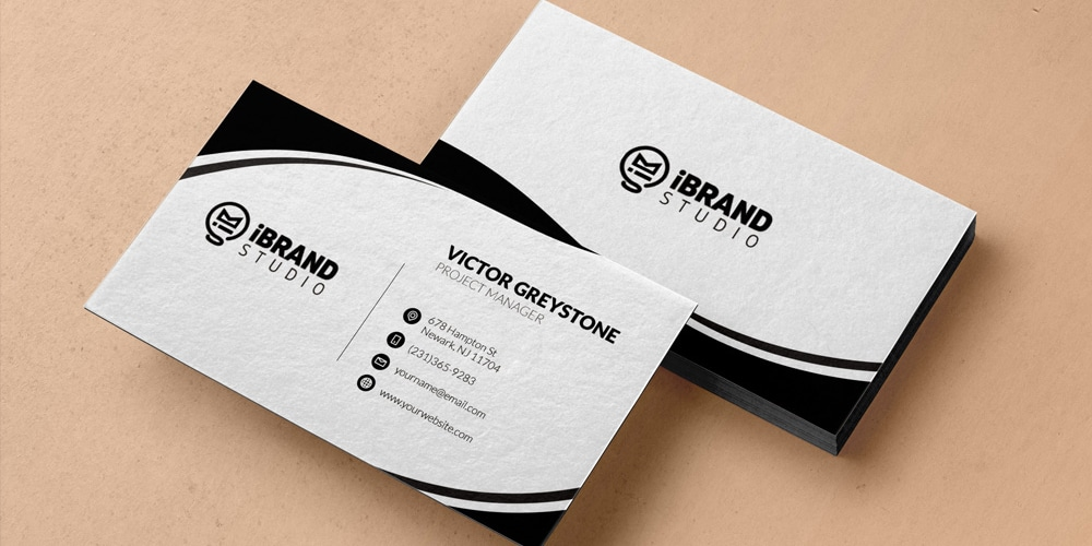 Ready-Made Elegant Businesss Card Templates