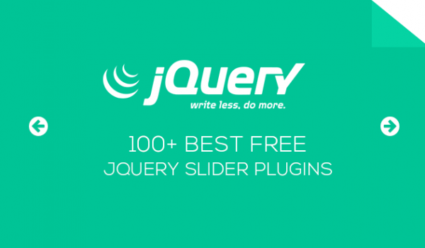 100+ Best Free jQuery Slider Plugins