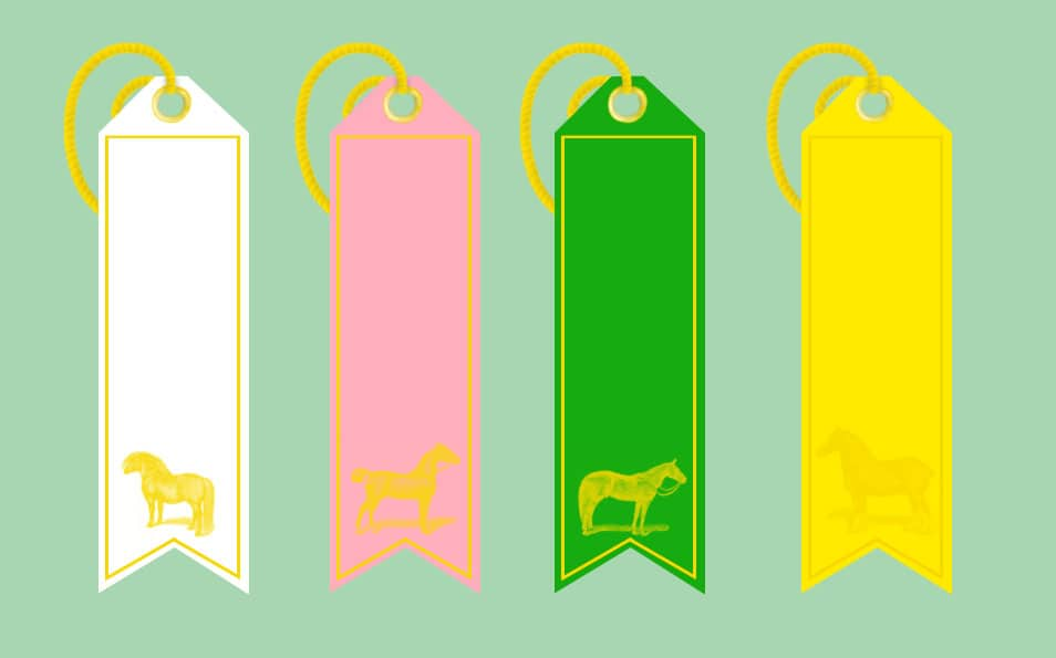 Stock Ribbon Set 1