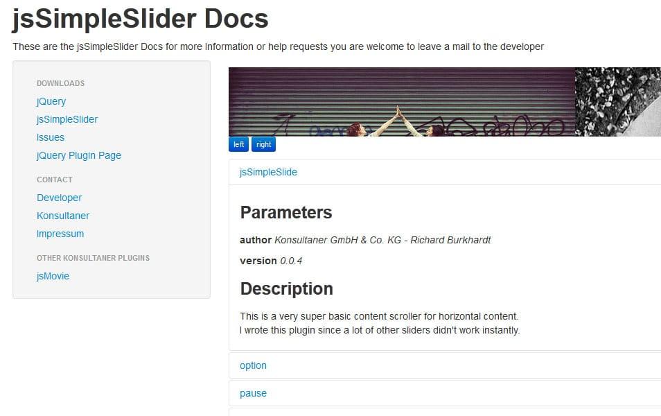 100+ Best JQuery Slider Plugins › Free JQuery Plugins » CSS Author