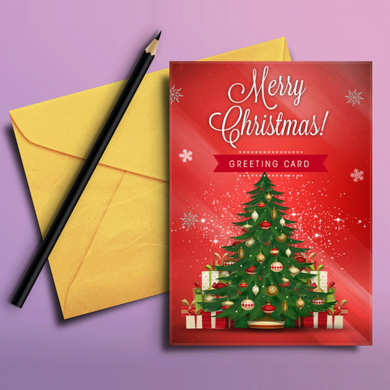 Free Christmas Greeting cards Icons Decorative Elements Backgrounds