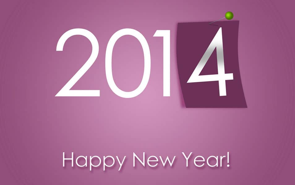 Happy New Year 2014 Hd