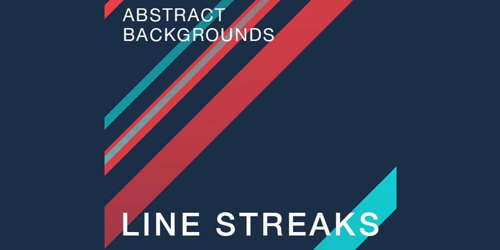 Abstract Line Streaks Backgrounds