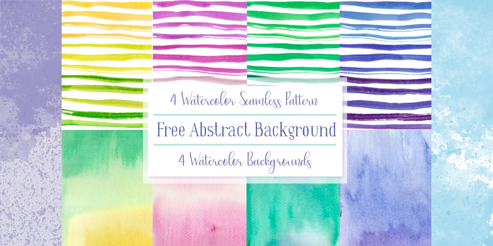 Free Abstract Watercolor Backgrounds