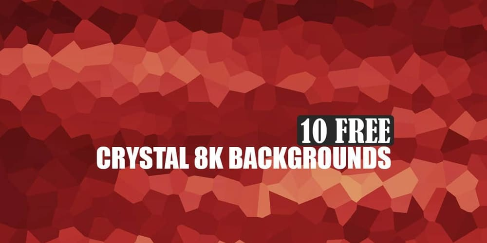 Free Crystal 8K Backgrounds