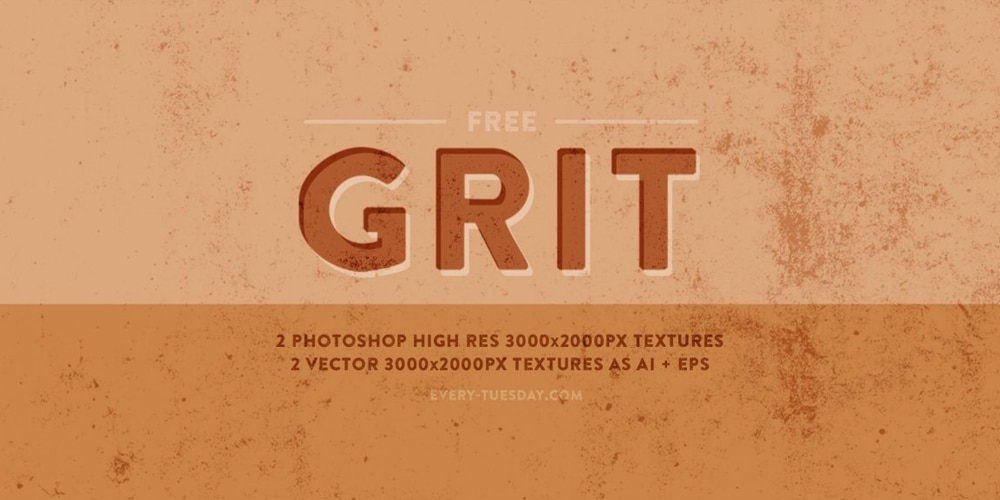 Free Vector Raster Grit Textures