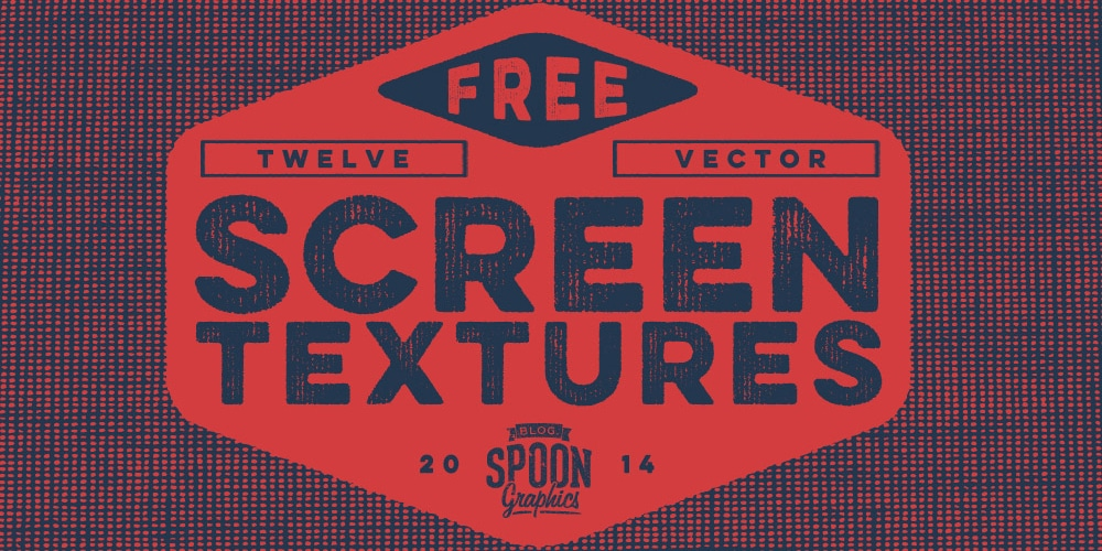 Free Vector Screen Textures