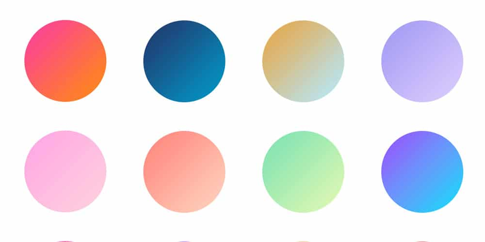 Gradients For Photoshop