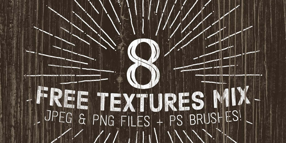 High Resolution Texture Mix