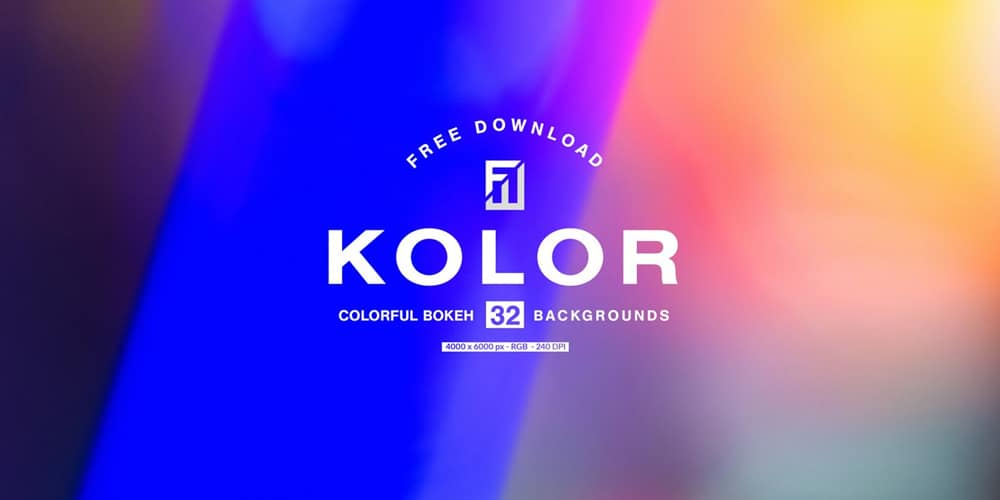 Kolor Bokeh Backgrounds