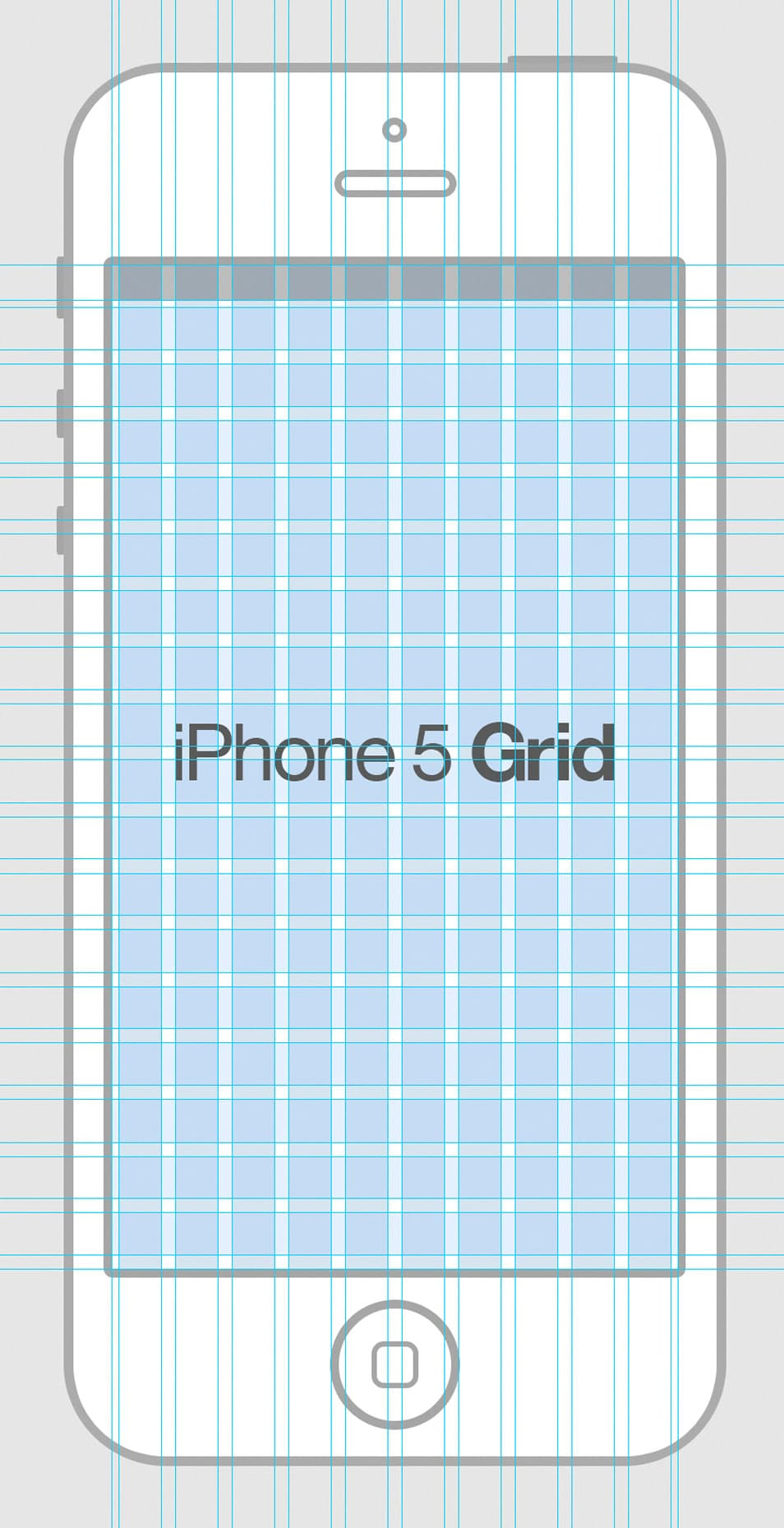 iPhone 5 Grid