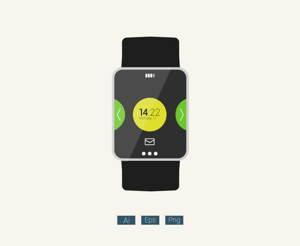 Wearble Devices UI