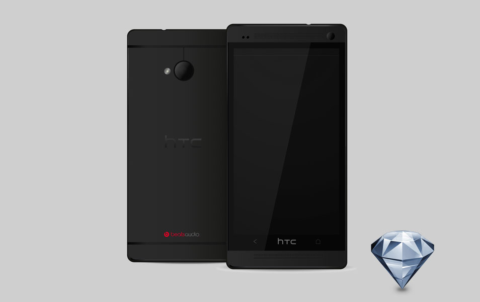 HTC One - Black Edition